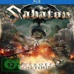 SABATON - Heroes On Tour / 2 blu-ray + cd /BRD
