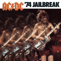 AC/DC - '74 Jailbreak / vinyl bakelit / LP