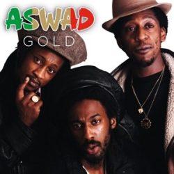ASWAD - Gold / vinyl bakelit / LP