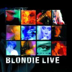 BLONDIE - Live / vinyl bakelit / 2xLP