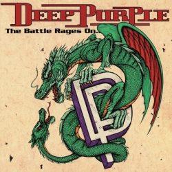 DEEP PURPLE - Battle Rages On / vinyl bakelit / LP