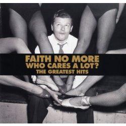 FAITH NO MORE - Who Cares A Lot? Greatest Hits / limitált színes vinyl bakelit / 2xLP