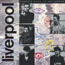 FRANKIE GOES TO HOLLYWOOD - Liverpool / vinyl bakelit / LP