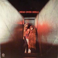 HEAD OVER HILLS - Head Over Hills / vinyl bakelit / LP