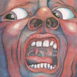 KING CRIMSON - In The Court Of Crimson King * Steven Wilson mix / vinyl bakelit / LP