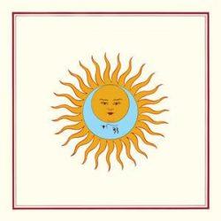 KING CRIMSON - Larks Tongues In Aspic  alternative mixes  / vinyl bakelit / LP