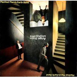 MANFRED MANN'S EARTH BAND  - Angel Station / vinyl bakelit / LP