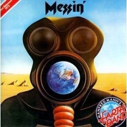 MANFRED MANN'S EARTH BAND  - Messin / vinyl bakelit / LP