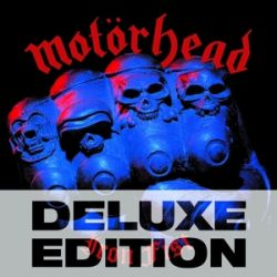 MOTORHEAD - Iron Fist / vinyl bakelit / LP