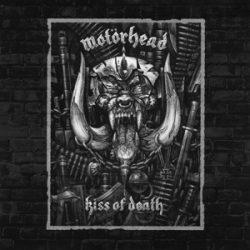 MOTORHEAD - Kiss Of Death / vinyl bakelit / LP