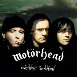 MOTORHEAD - Overnight Sensation / vinyl bakelit / LP