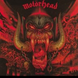 MOTORHEAD - Sacrifice CD