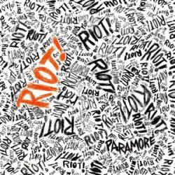 PARAMORE - Riot! / limitált színes vinyl bakelit / LP
