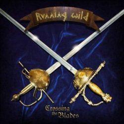RUNNING WILD  Crossing The Blades  / vinyl bakelit / EP