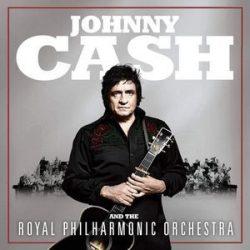 JOHNNY CASH - With Royal Philharmonic Orchestra / vinyl bakelit / LP
