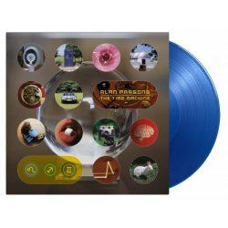 ALAN PARSON'S PROJECT - Time Machine / limitált színes vinyl bakelit / 2xLP