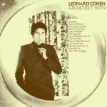 LEONARD COHEN - Greatest Hits / vinyl bakelit / LP