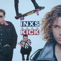 INXS - Kick / vinyl bakelit / LP
