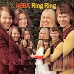 ABBA - Ring Ring / vinyl bakelit / LP