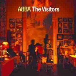 ABBA - Visitors / vinyl bakelit / LP