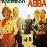 ABBA - Waterloo / vinyl bakelit / LP