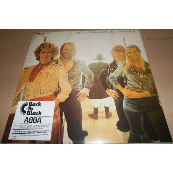 ABBA - Waterloo / vinyl bakelit / LP