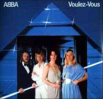 ABBA - Voulez-Vous / vinyl bakelit / LP