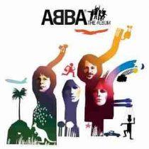 ABBA - The Album / vinyl bakelit / LP