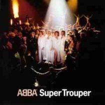 ABBA - Super Trouper / vinyl bakelit / LP