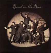 PAUL MCCARTNEY - Band On The Run / vinyl bakelit / 2xLP