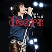 DOORS - Live At The Bowl '68 / vinyl bakelit / 2xLP