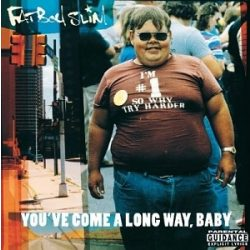 FATBOY SLIM - You've Come A Long Way Baby / vinyl bakelit / 2xLP