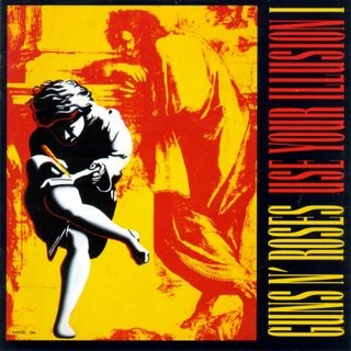 GUNS N' ROSES - Use Your Illusion I. / vinyl bakelit / 2xLP