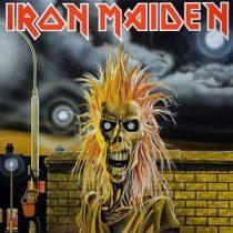 IRON MAIDEN - Iron Maiden / vinyl bakelit / LP