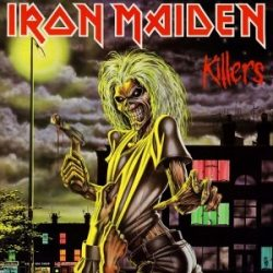 IRON MAIDEN - Killers / vinyl bakelit / LP