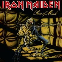 IRON MAIDEN - Piece Of Mind / vinyl bakelit / LP