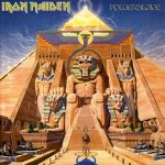 IRON MAIDEN - Powerslave / vinyl bakelit / LP