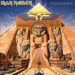 IRON MAIDEN - Powerslave / vinyl bakelit / LP
