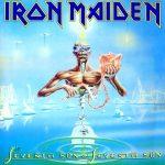 IRON MAIDEN - Seventh Son Of A Seventh Son / vinyl bakelit / LP