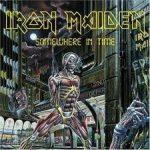 IRON MAIDEN - Somewhere In Time / vinyl bakelit / LP