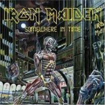 IRON MAIDEN - Somewhere In Time / vinyl bakelit / LP