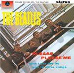 BEATLES - Please Please Me / vinyl bakelit / LP