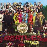 BEATLES - Sgt Pepper's Lonely Hearts / vinyl bakelit / LP