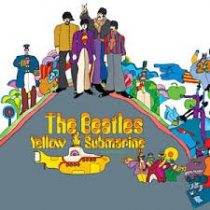 BEATLES - Yellow Submarine / vinyl bakelit / LP