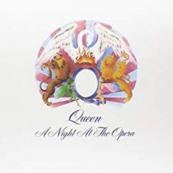 QUEEN - A Night At The Opera / vinyl bakelit / LP
