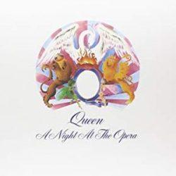 QUEEN - A Night At The Opera / vinyl bakelit / LP