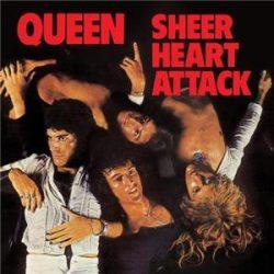 QUEEN - Sheer Heart Attack / vinyl bakelit / LP