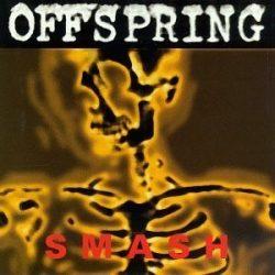OFFSPRING - Smash / vinyl bakelit / LP