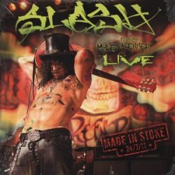 SLASH - Made In Stoke 24/7/11 / vinyl bakelit / 3xLP