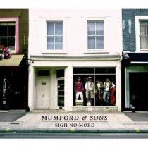 MUMFORD AND SONS - Sigh No More / vinyl bakelit / LP